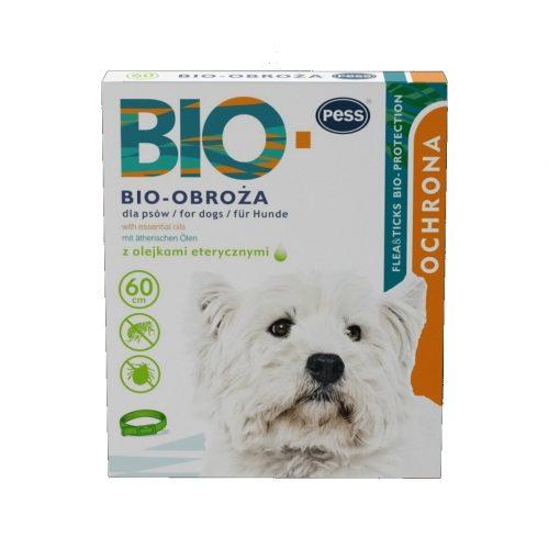 Antkaklis nuo parazitų šunims Pess Bio-Protection, 60cm