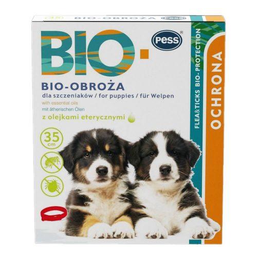 Antkaklis nuo parazitų šuniukams Pess Bio-Protection, 35cm