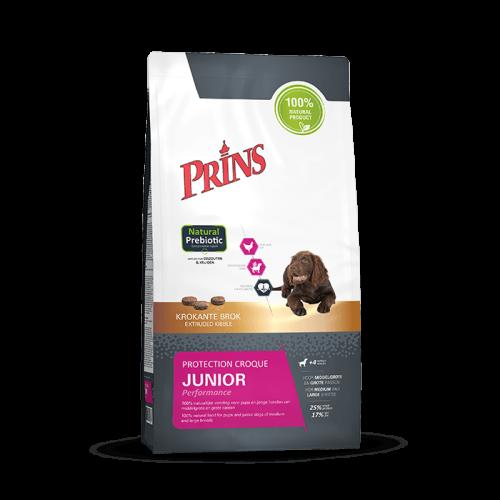 "Sausas maistas šuniukams ""Prins Protection Croque JUNIOR Performance"", 10kg"