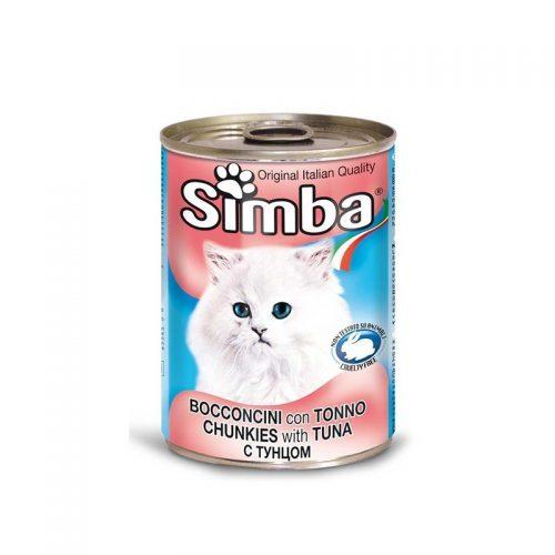 Konservai katėms Simba tuna, 415 g