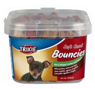 """Skanėstai """"Trixie soft snacks Bouncies"""", 140 g, Trixie"""